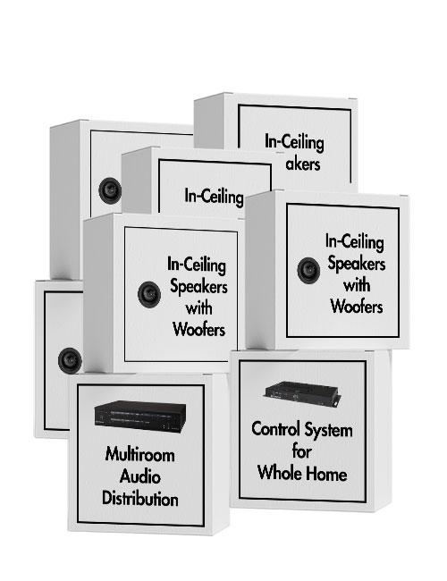 Multiroom Audio Distribution system