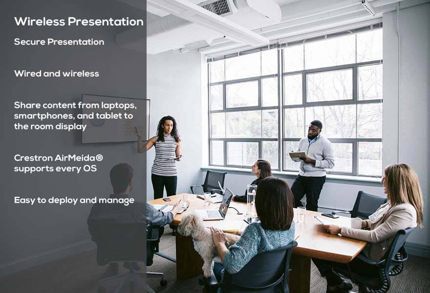 Technology Solutions for Education using Wireless Presentation System